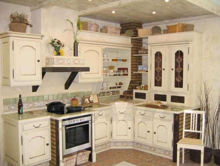 Landhausmöbel, Landhausküchen Und Armaturen Im Landhausstil