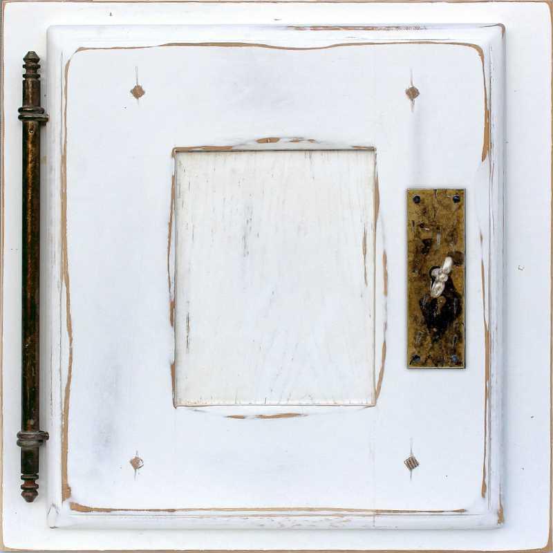 Landhausküche Nostamo Vollmassiv Polarweiss